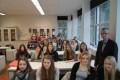 Urkundenübergabe Biologiewettbewerbe
